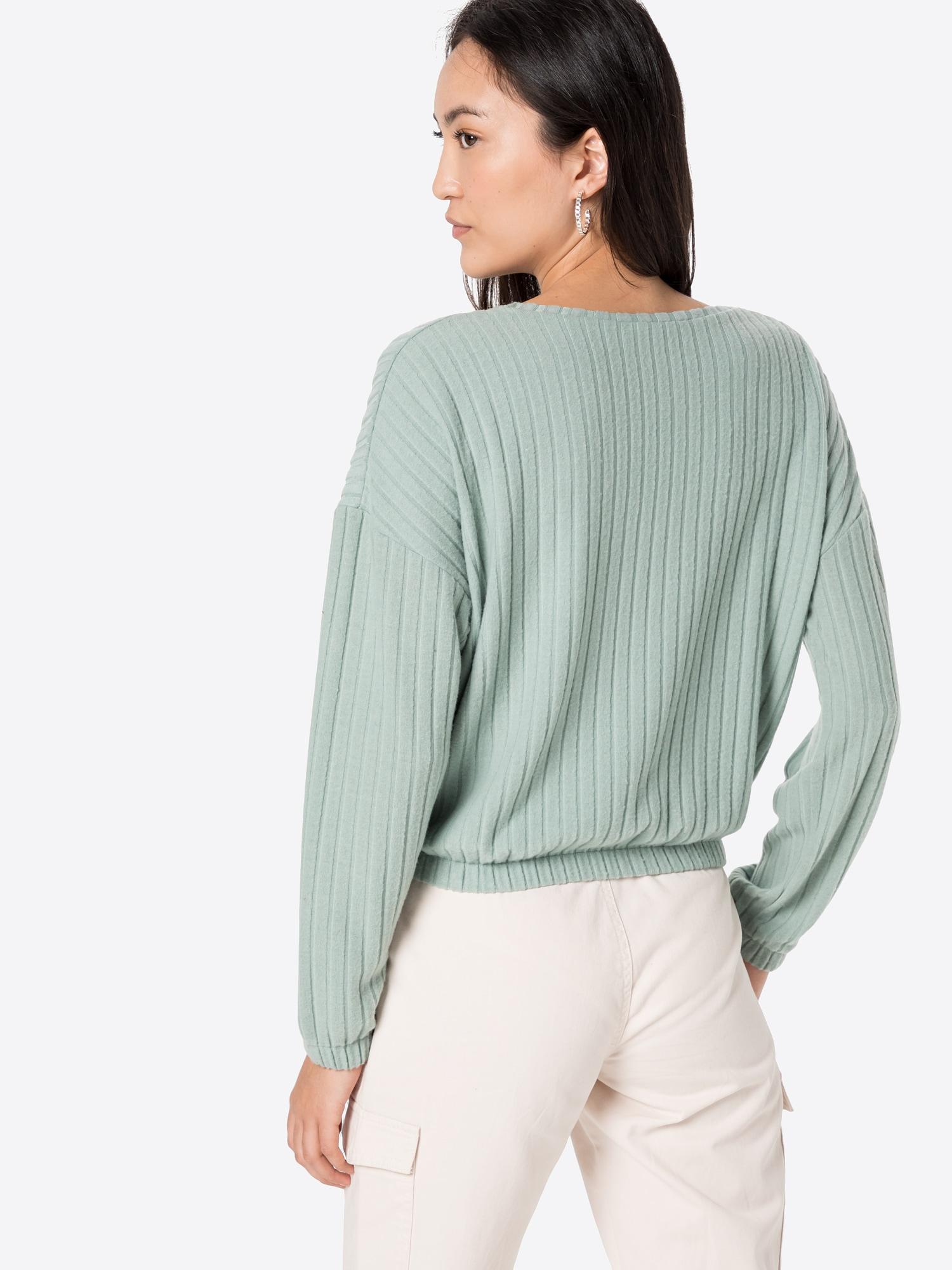 ABOUT YOU Tričko Mariella  zelená dámské XL