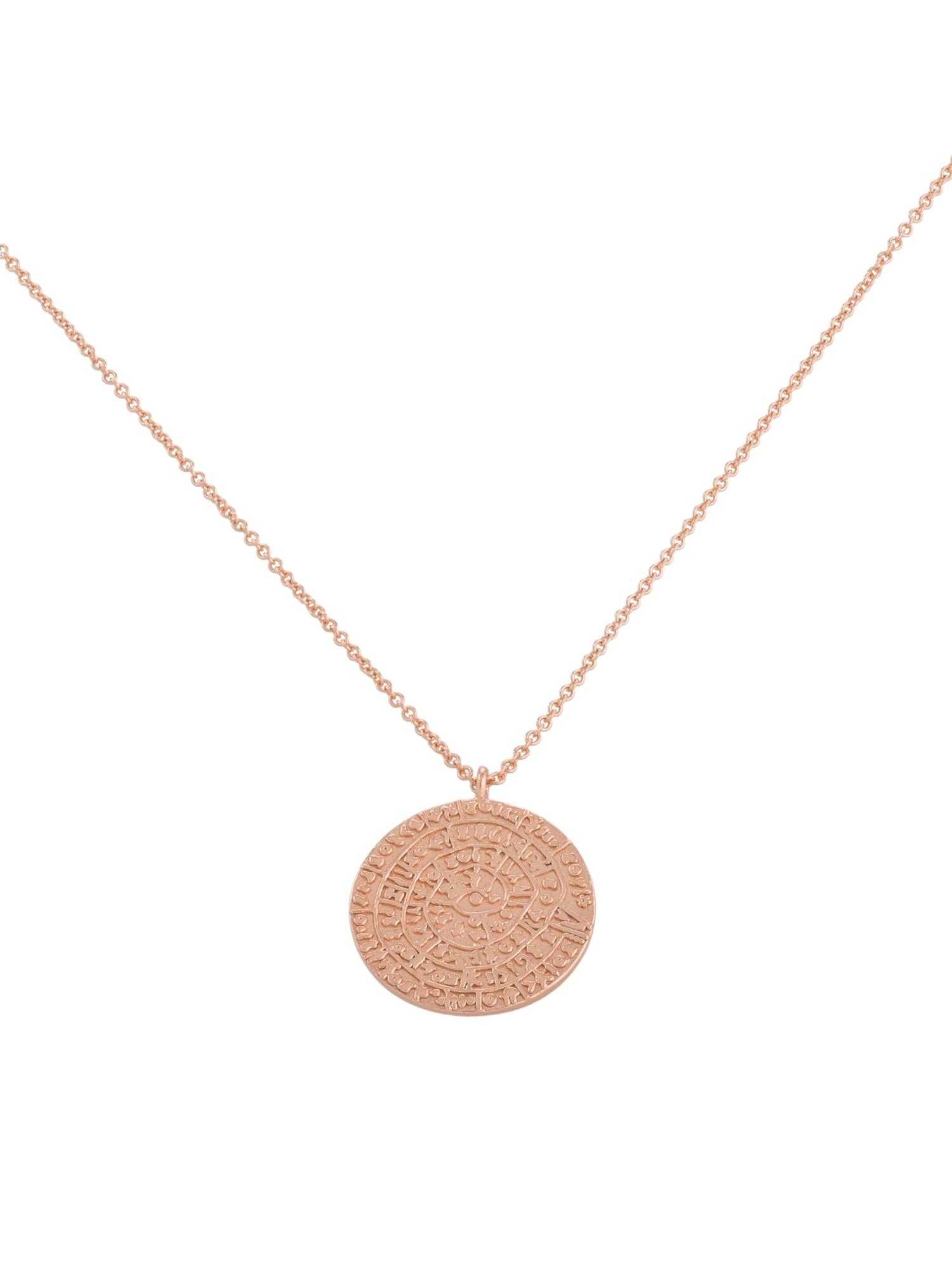 ANIA HAIE Retiazka Ancient Minoan  ružové zlato dámské One Size