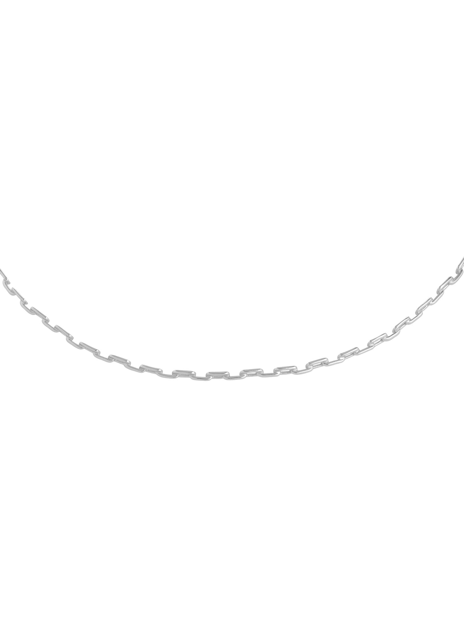 ANIA HAIE Retiazka Chain Solid  strieborná dámské One Size