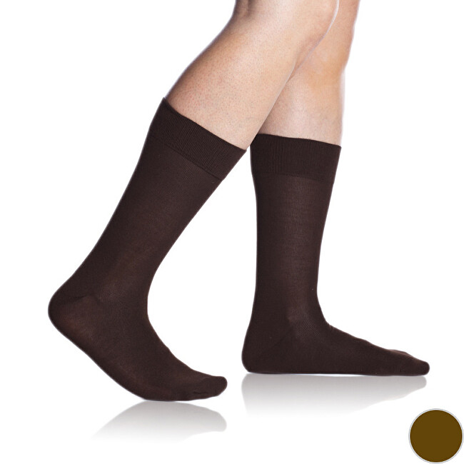 Bellinda Pánske ponožky Bambus Comfort Socks BE497520-650 43-46