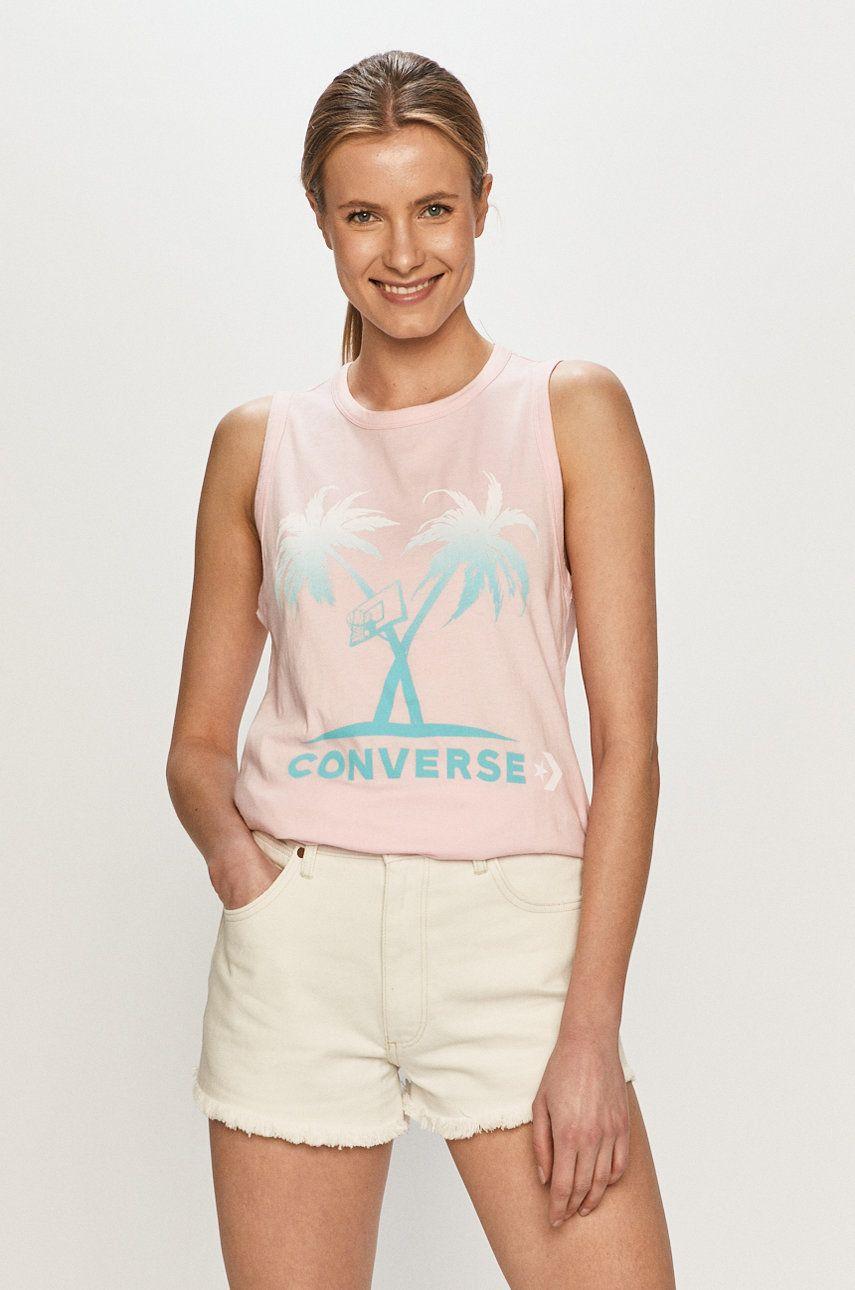 Converse - Top dámské ružová S