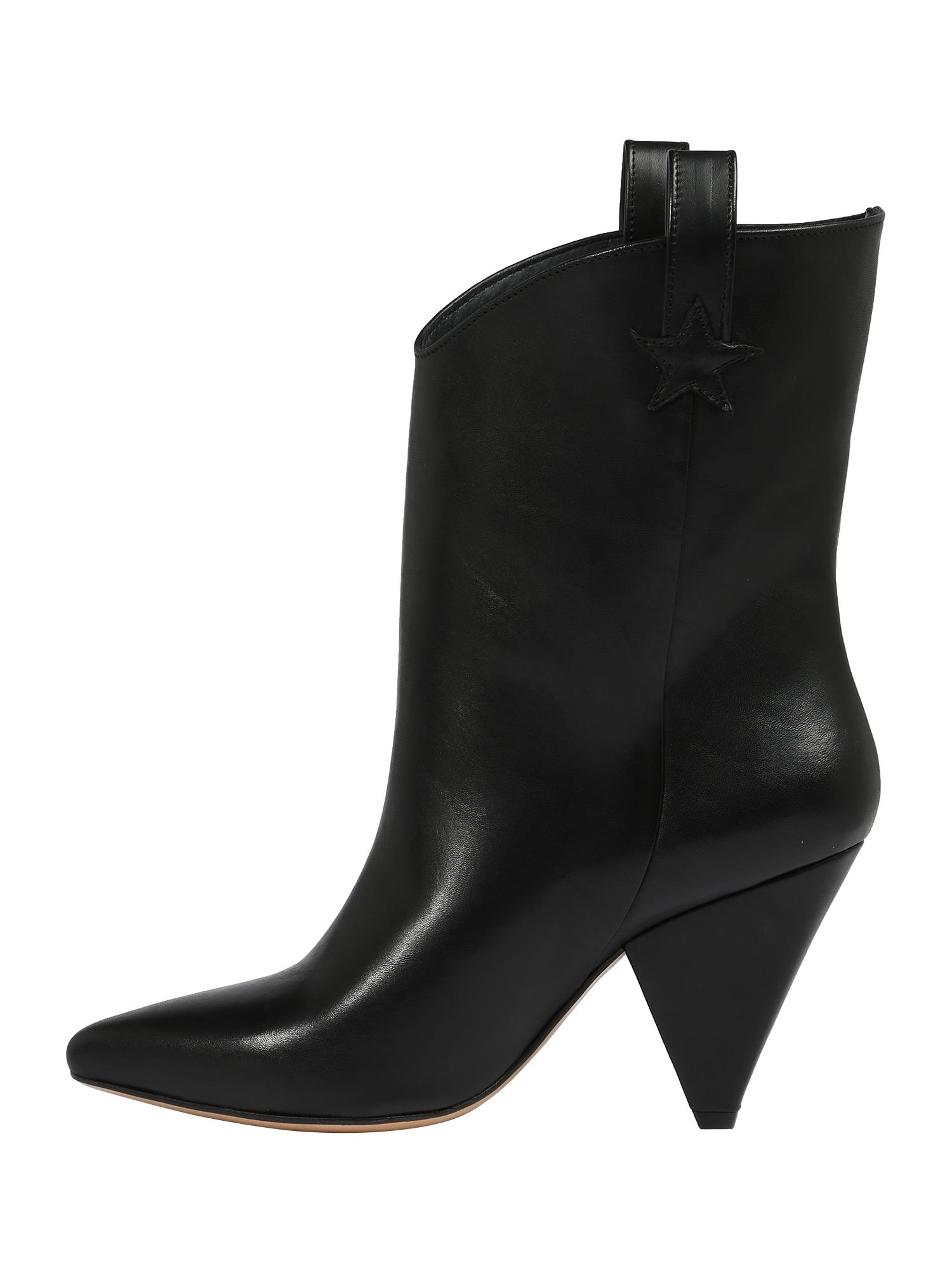 Fabienne Chapot Členkové čižmy Josefin  čierna dámské 37
