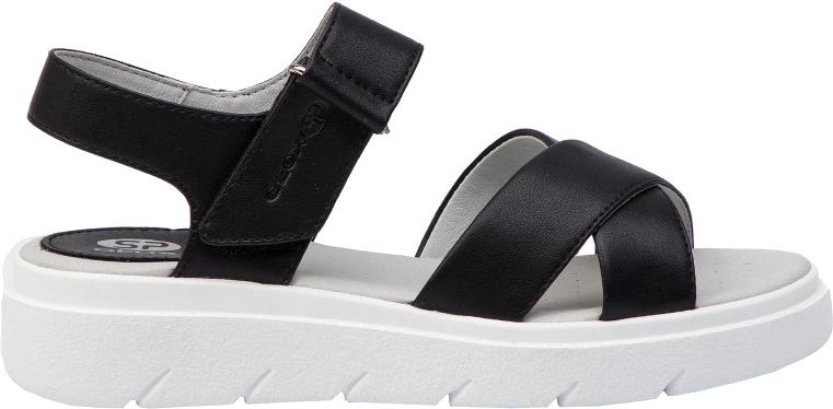 GEOX Dámske sandále D Tamas Black D02DLD-000BC-C9999 37 dámské