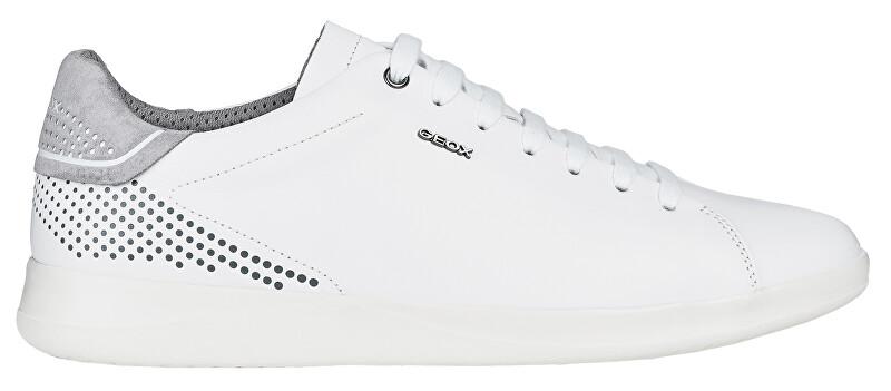 GEOX Tenisky U Kennet White U926FB-00085-C1000 44 pánské