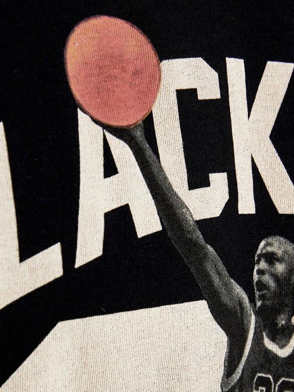 Jack & Jones Legends Tričko Čierna pánské L