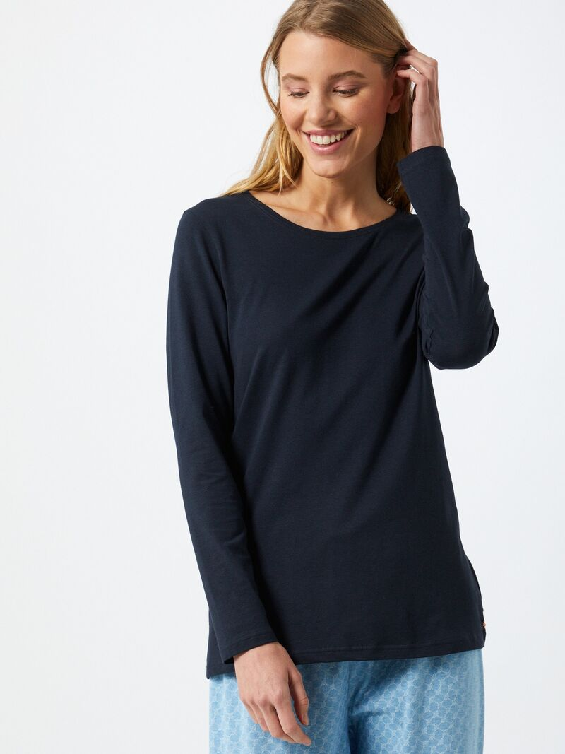 JOOP! Bodywear Tričko  námornícka modrá dámské M