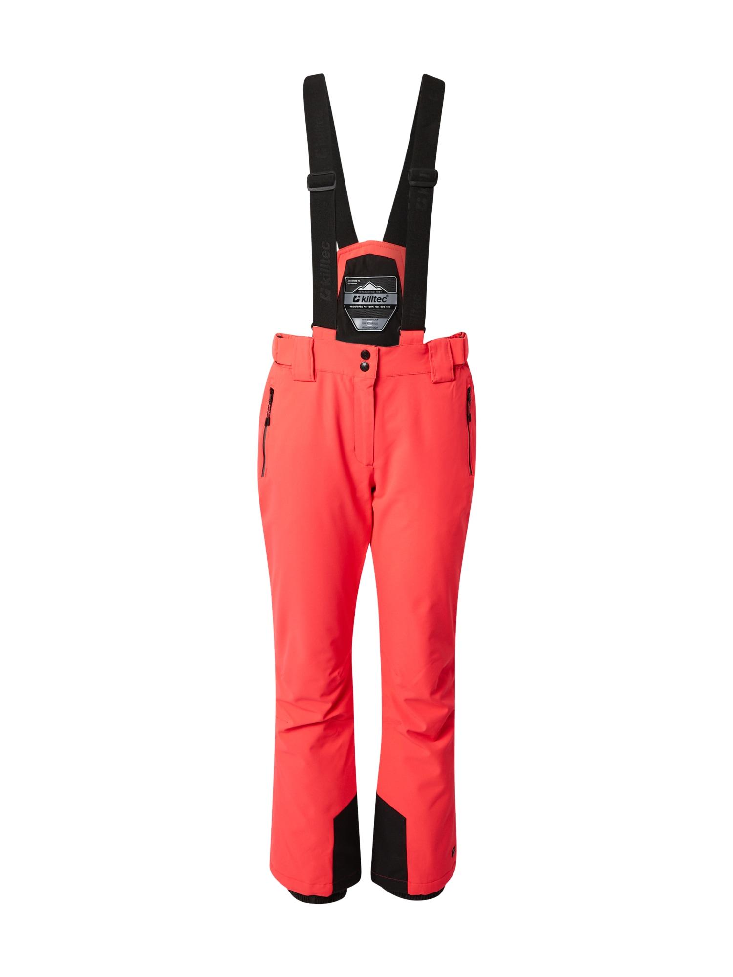 KILLTEC Outdoorové nohavice  ružová dámské S-M