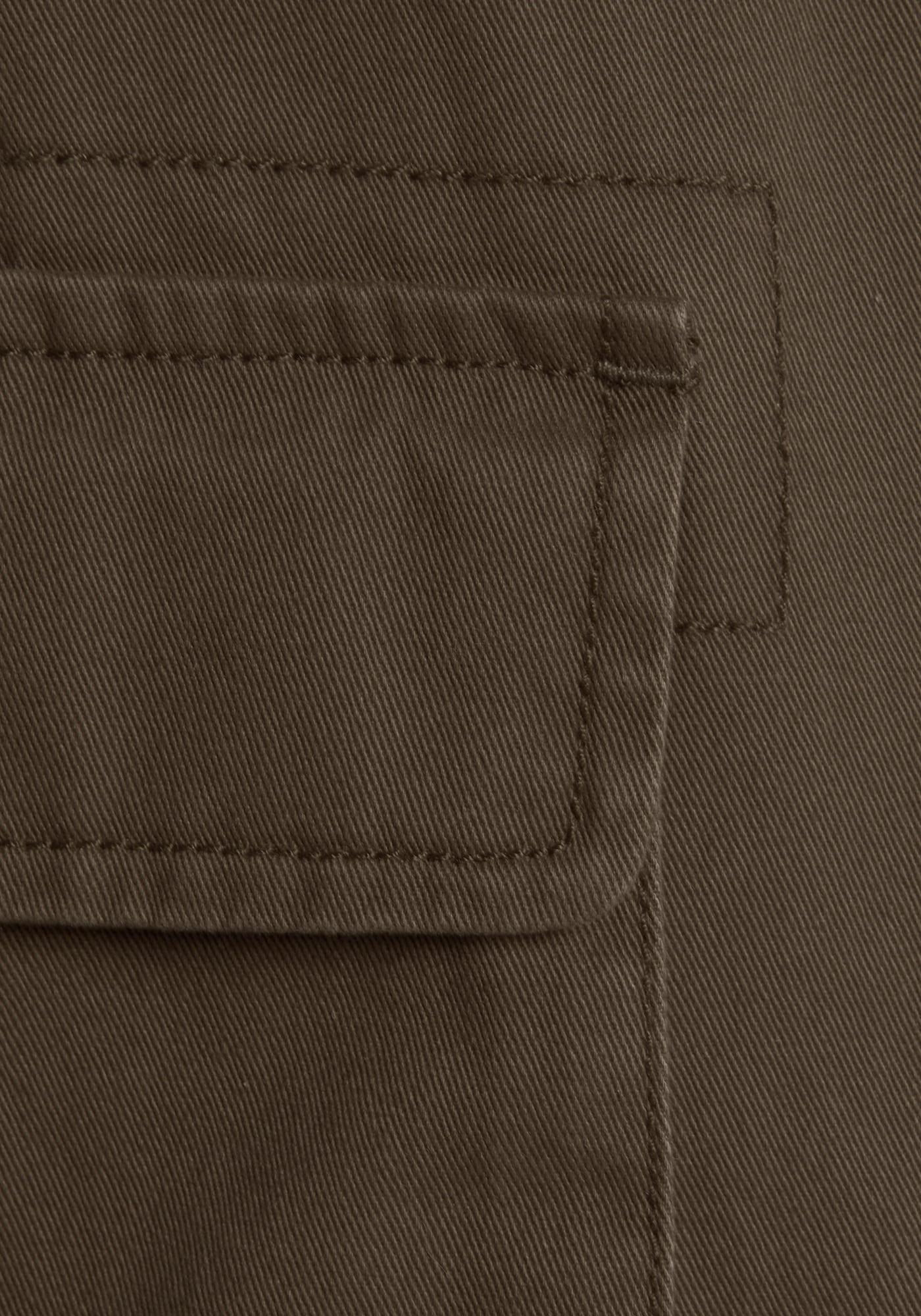 LASCANA Prechodná bunda  kaki dámské XS