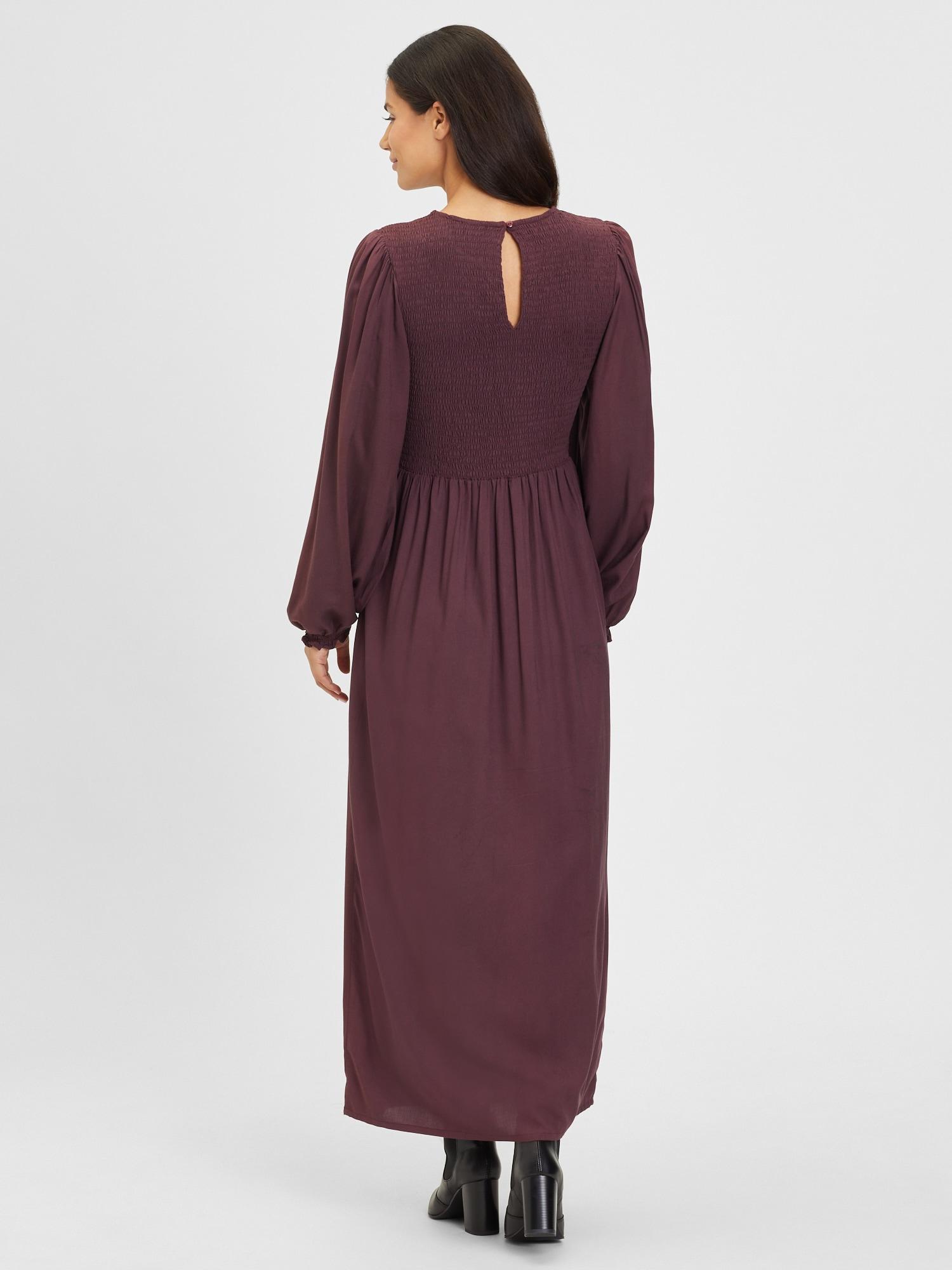 LASCANA Šaty  baklažánová dámské 38