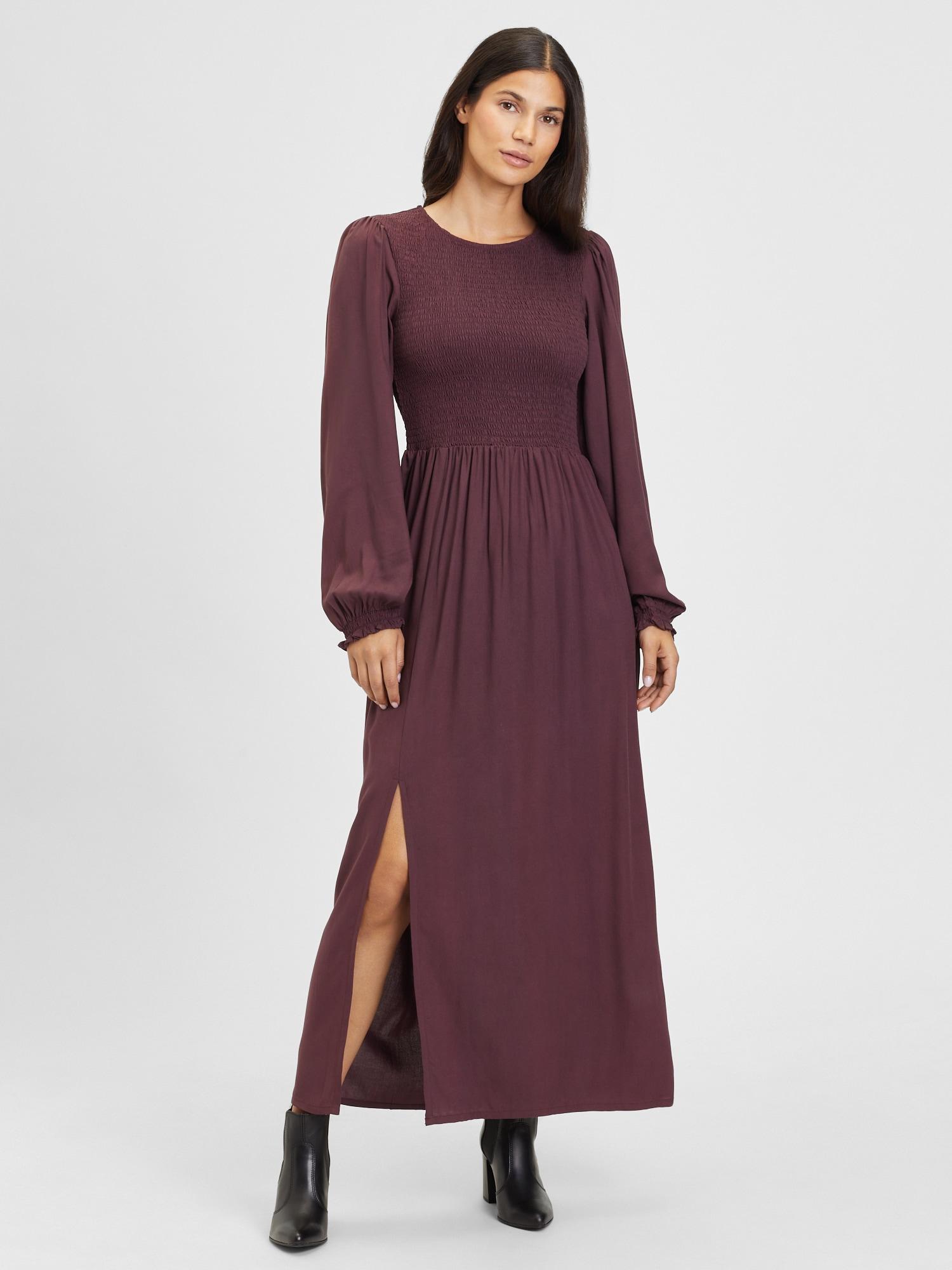 LASCANA Šaty  baklažánová dámské 44