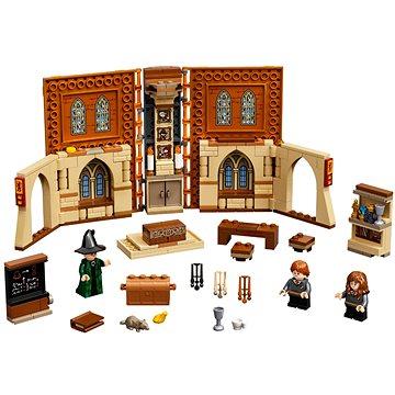 LEGO Harry Potter TM 76382 Kouzelné momenty z Bradavic: Hodina přeměňování