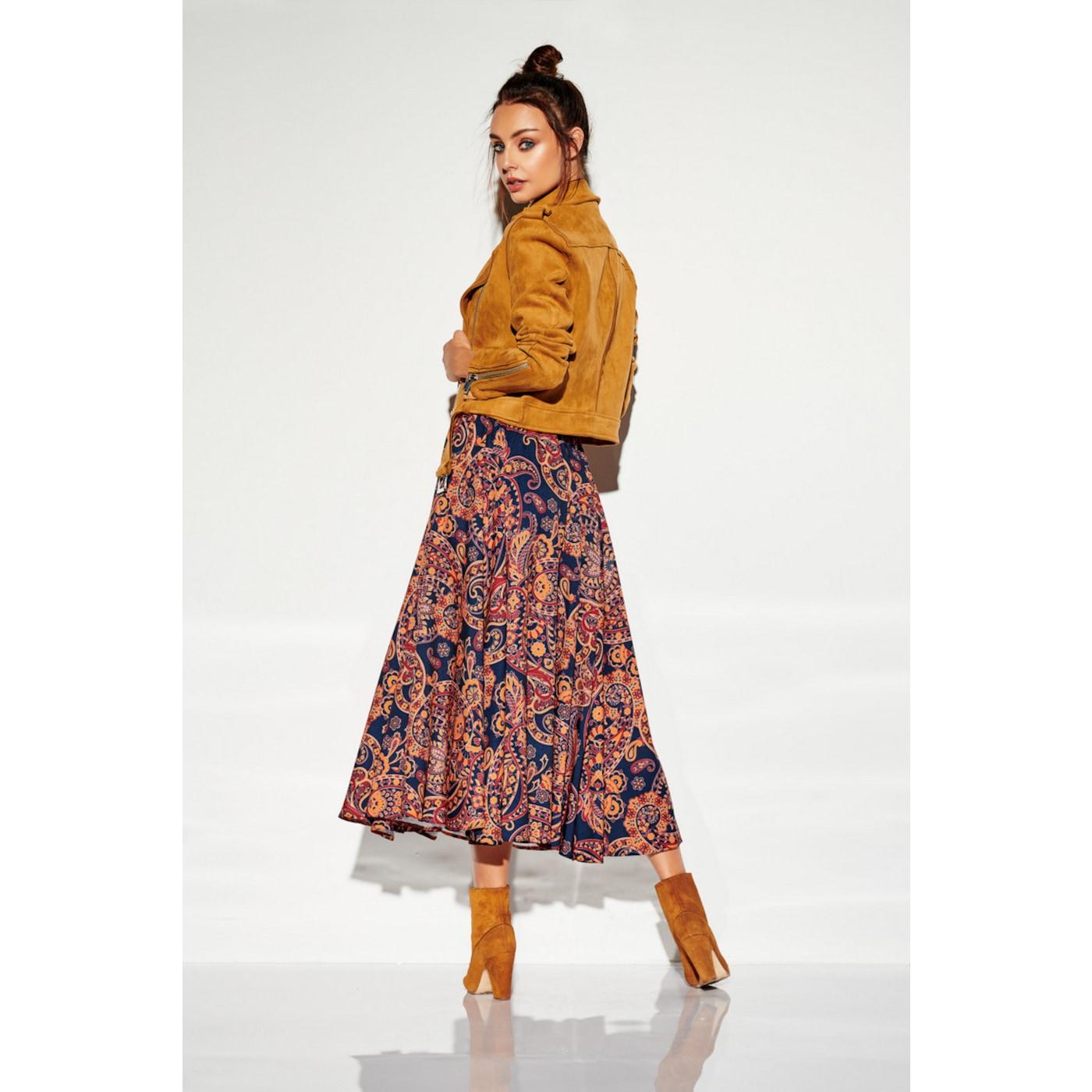 Lemoniade Womans Skirt L312 dámské wzorzysty L