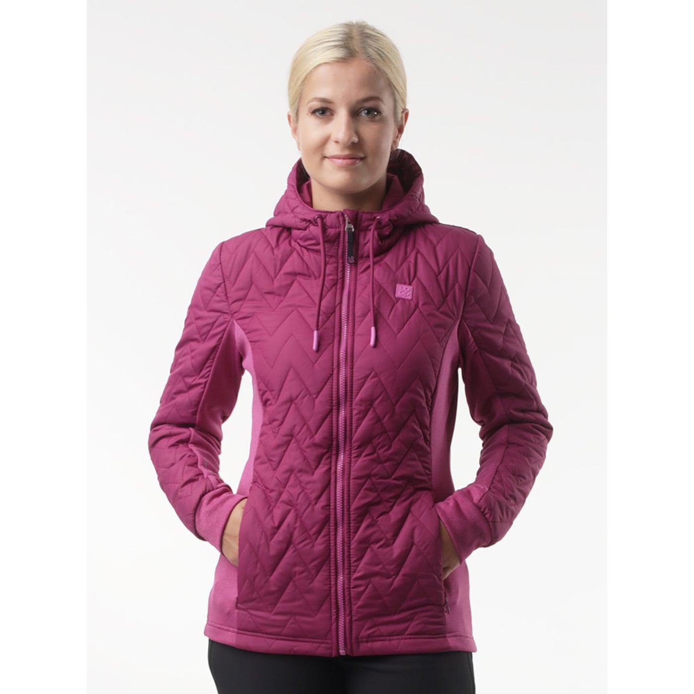 MIAMI womens pink sweatshirt dámské XL