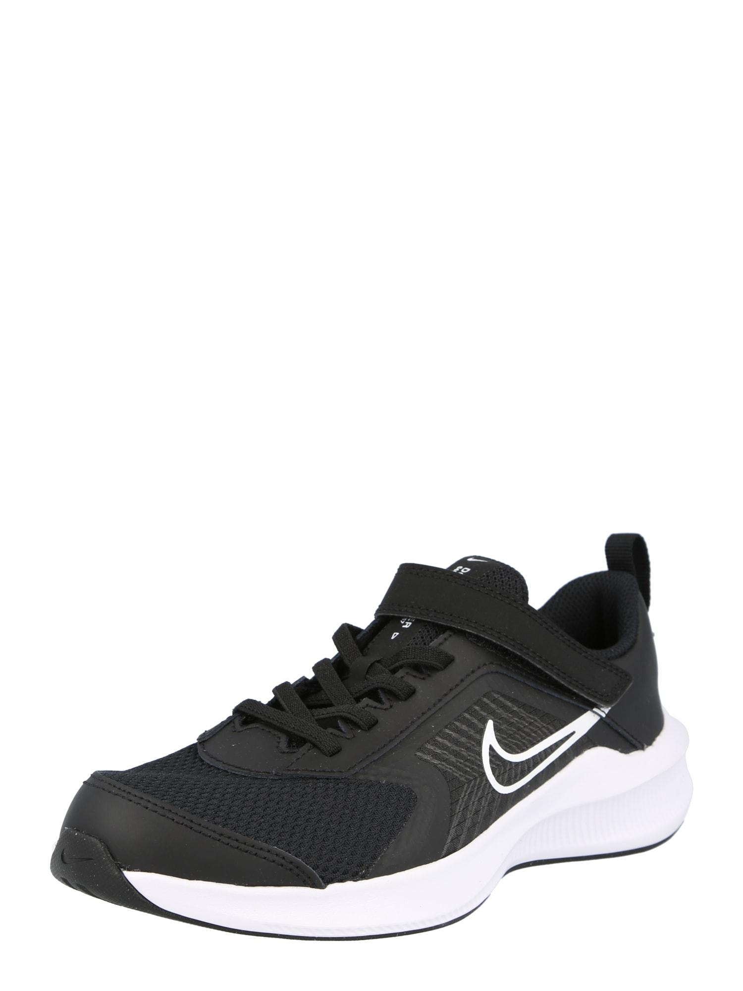 NIKE Športová obuv Downshifter 11  čierna pánské 33,5