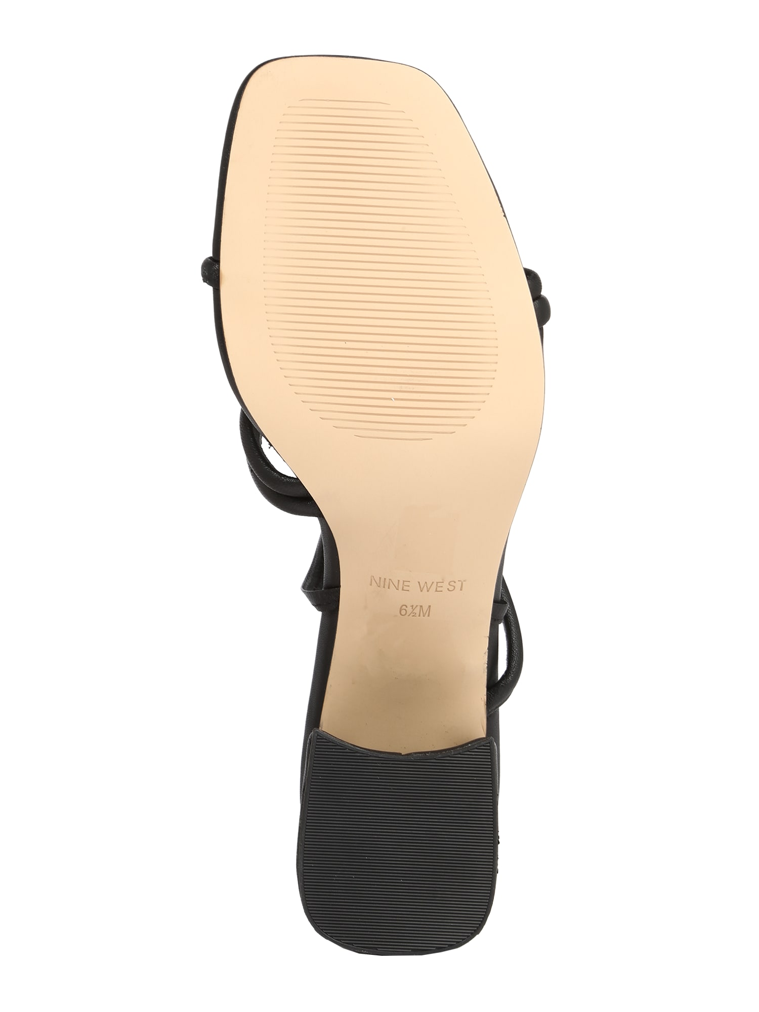 Nine West Remienkové sandále WNGORG  čierna dámské 38