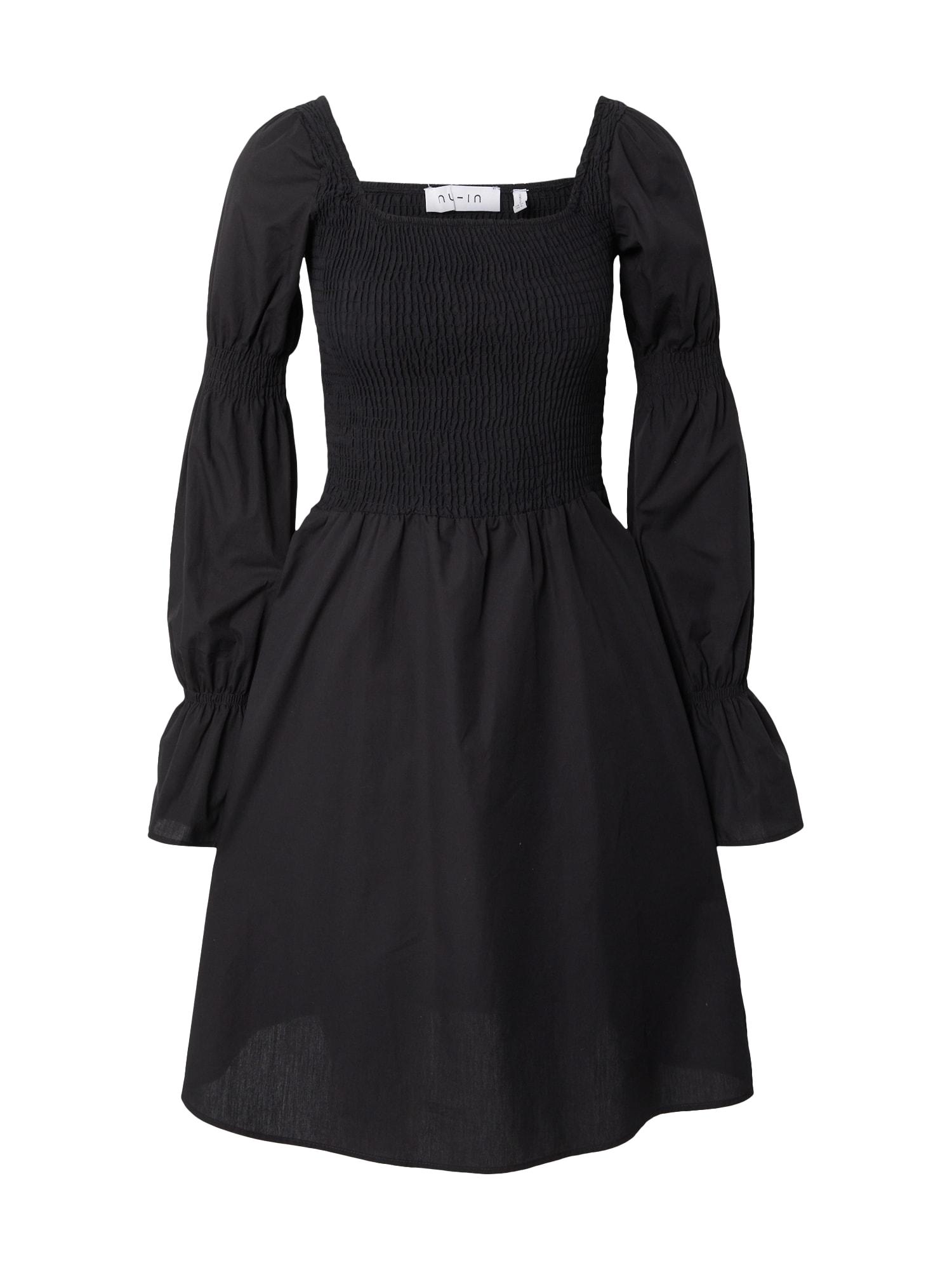 NU-IN Šaty  čierna dámské 40