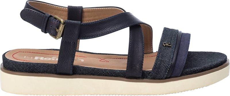 Refresh Dámske sandále Navy Pu Ladies Sandals 69600 Navy 37 dámské