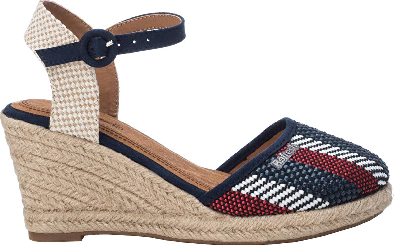 Refresh Dámske sandále Navy Pu Ladies Shoes 69566 Navy 41 dámské