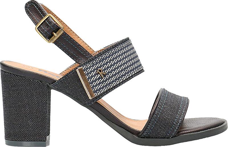 Refresh Dámske sandále Navy Textile Ladies Sandals 69598 Navy 38 dámské