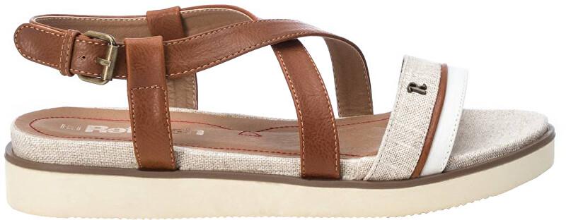 Refresh Dámske sandále White Pu Ladies Sandals 69600 White 39 dámské