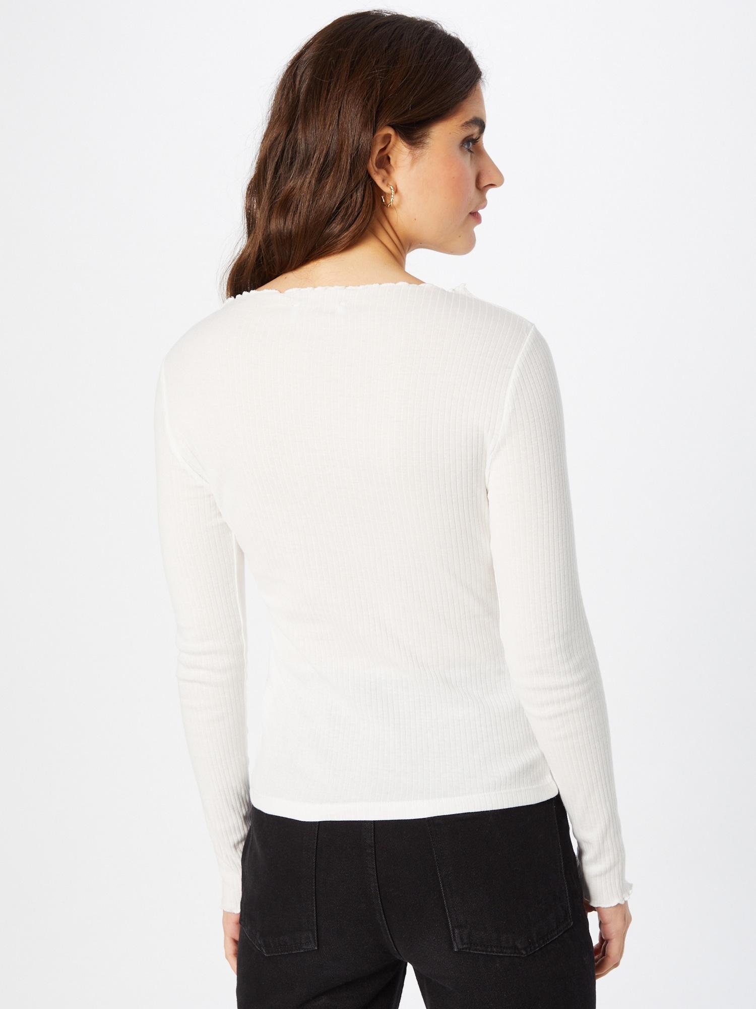 Rich & Royal Tričko  biela dámské S