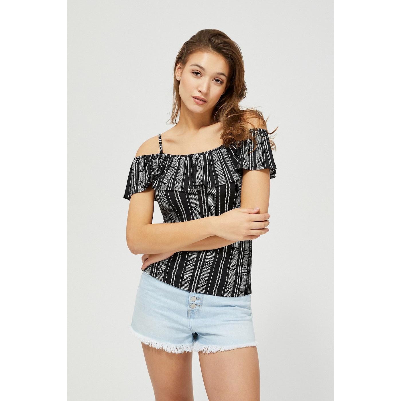 Spanish blouse - black dámské Other M