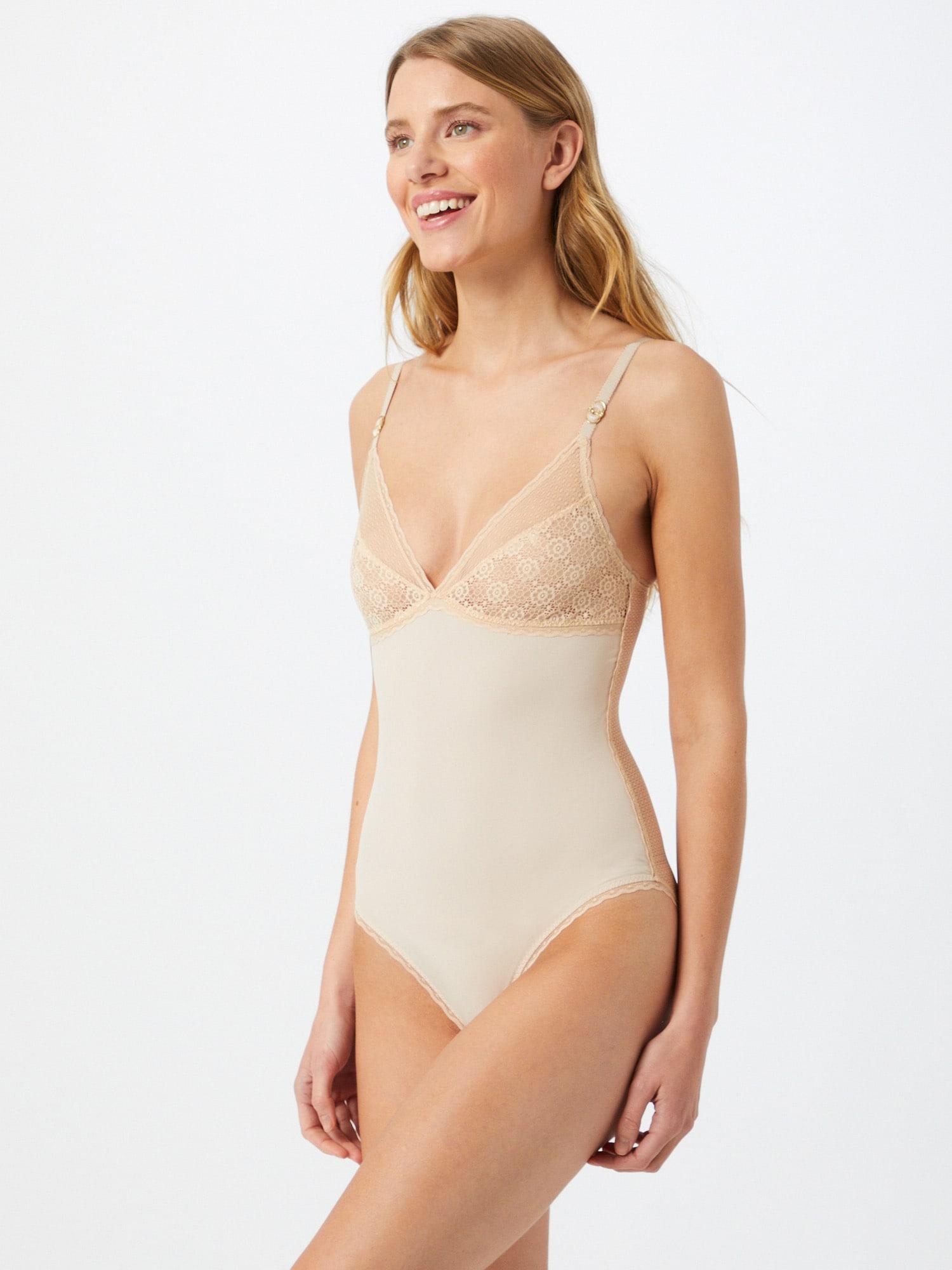 Stella McCartney Body BODYSUIT  béžová dámské S