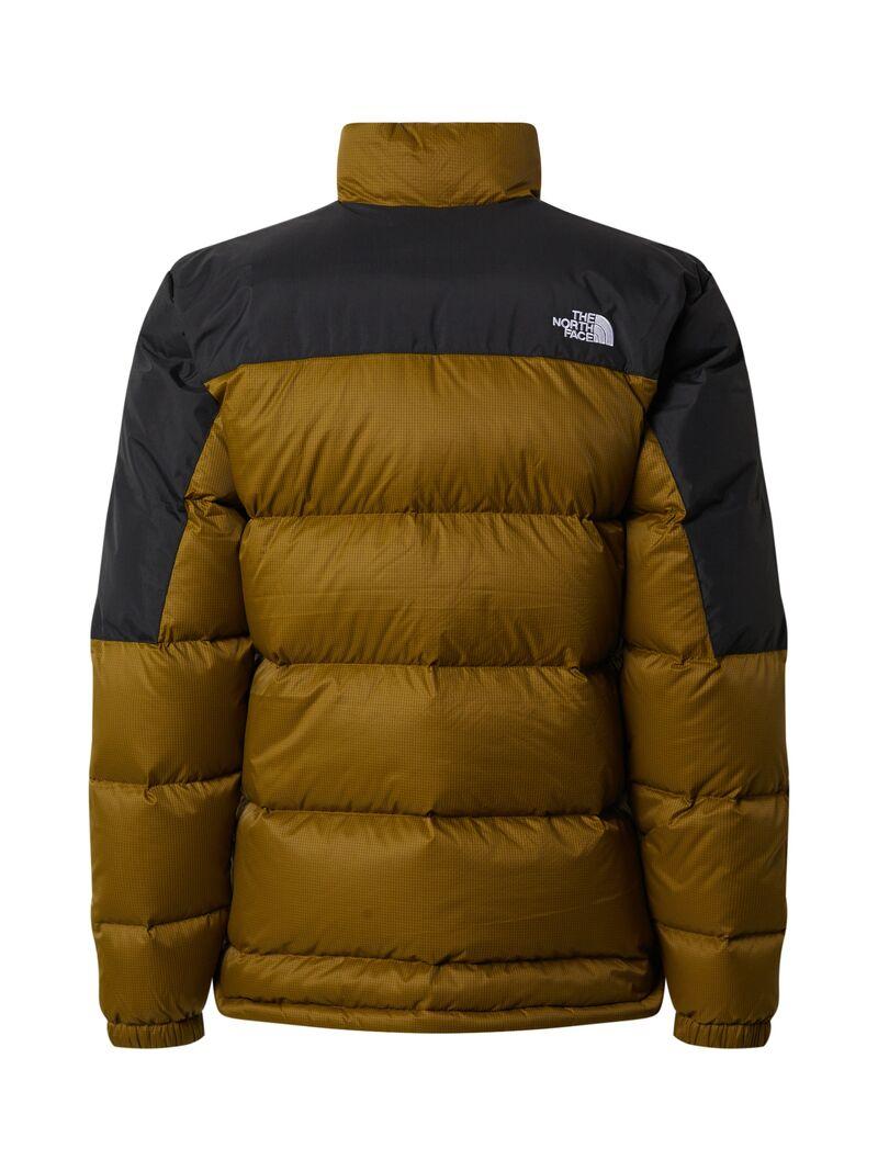 THE NORTH FACE Outdoorová bunda DIABLO  čierna / olivová pánské S
