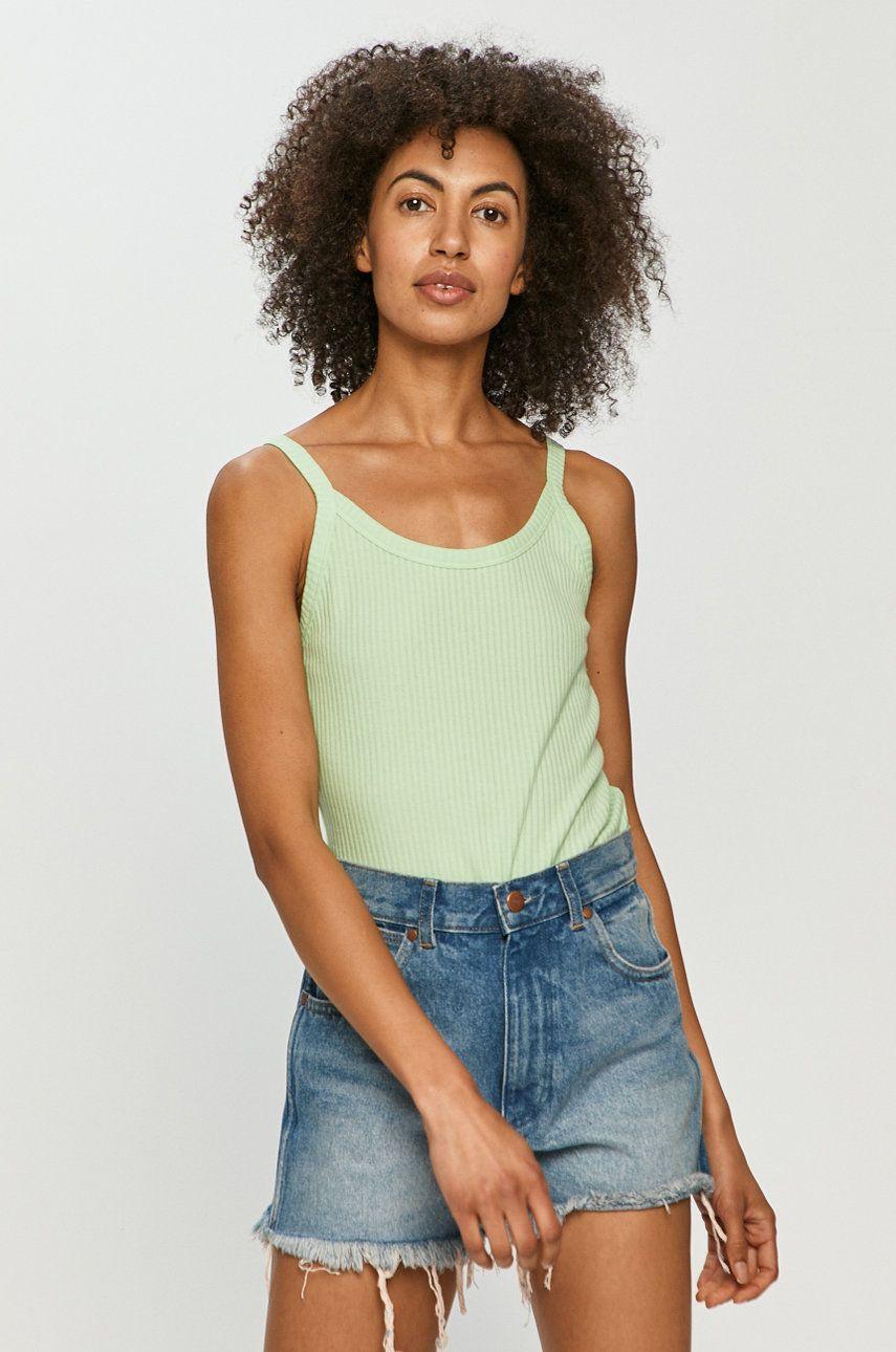 Vans - Top dámské zelená XS