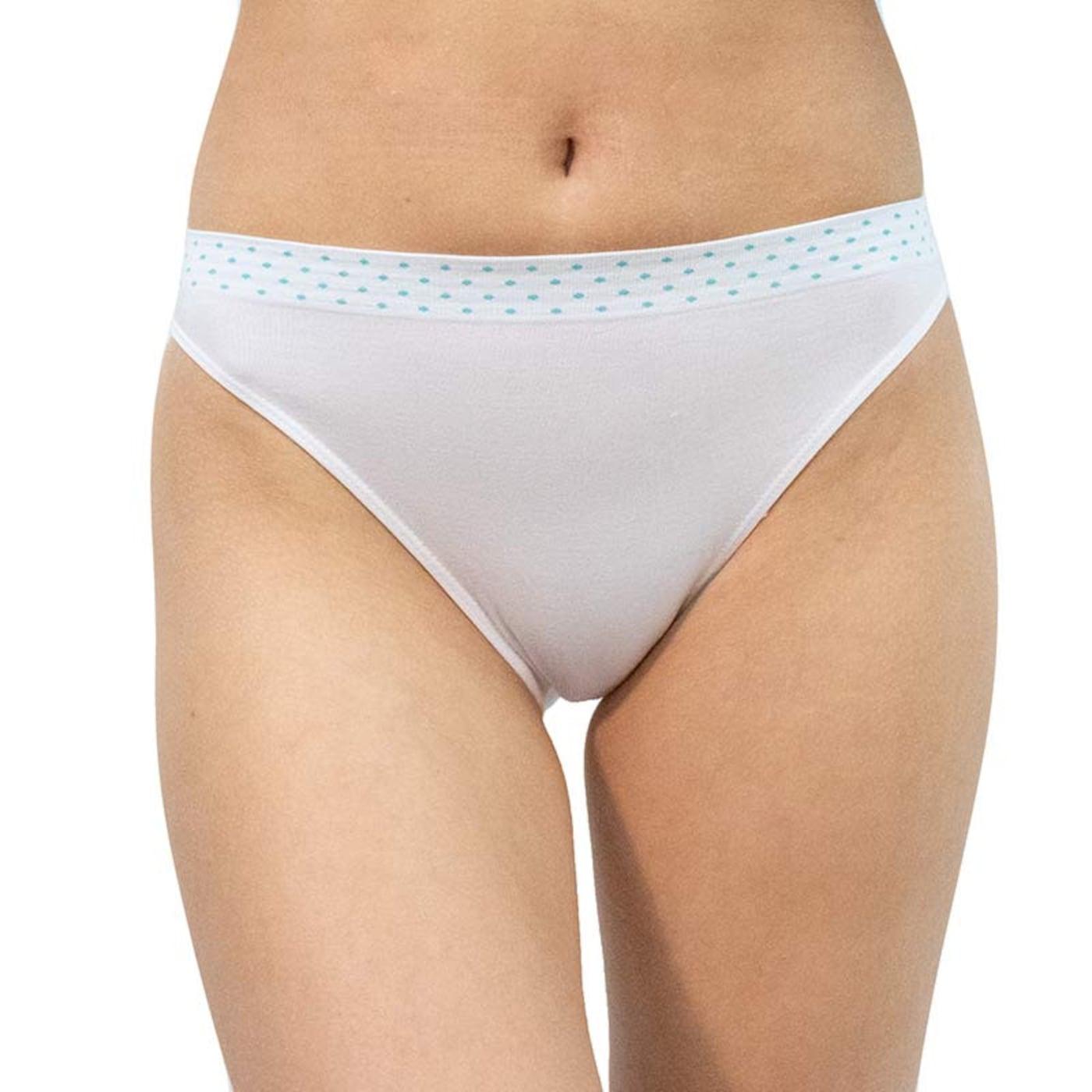 Women's panties Gina white  dámské Neurčeno L