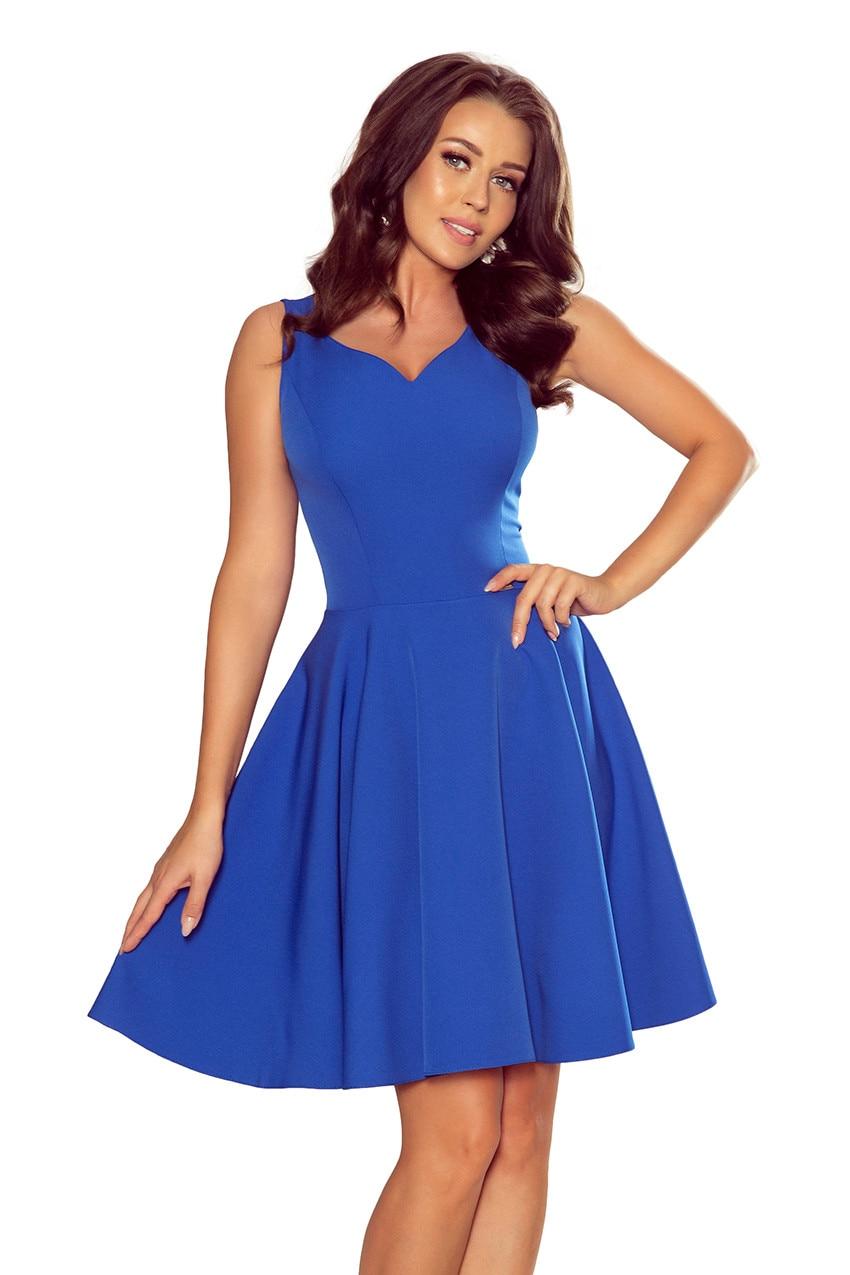 Womens dress  NUMOCO 114 dámské Blue   No color 3XL