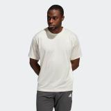 ADIDAS PERFORMANCE Funkčné tričko  biela pánské XL