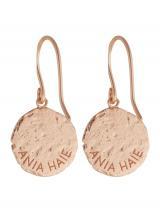 ANIA HAIE Náušnice  ružové zlato dámské One Size