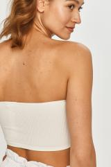 Answear Lab - Top dámské biela S/M
