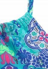 BUFFALO Bikinový top  modrá / tyrkysová / ružová dámské 70