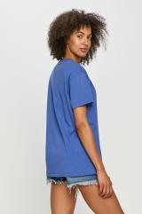 Converse - Tričko dámské modrá XS