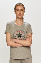 Converse - Tričko dámské sivá XS