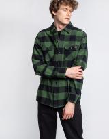 Dickies Sacramento Shirt Pine Green S pánské Zelená S