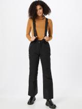 KILLTEC Outdoorové nohavice  čierna dámské S