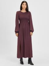 LASCANA Šaty  baklažánová dámské 40