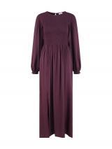 LASCANA Šaty  baklažánová dámské 42