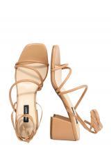 Nine West Remienkové sandále WNGORG  telová dámské 39
