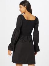 NU-IN Šaty  čierna dámské 36