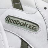 Reebok Classic Nízke tenisky BB4000  biela / zelená pánské 42