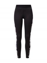 ROXY Športové nohavice FROSTED SUNSET  antracitová / tmavomodrá / biela / svetlomodrá / oranžová dámské XS