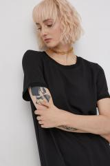 Superdry - Šaty dámské čierna XS