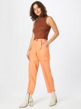 TAIFUN Nohavice  oranžová dámské 44