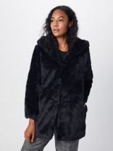Urban Classics Zimný kabát  čierna dámské M
