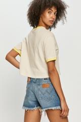 Vans - Tričko dámské žltá S