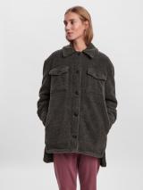 VERO MODA Prechodný kabát Hope  zelená dámské L